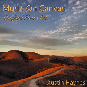 Music On Canvas Cover
